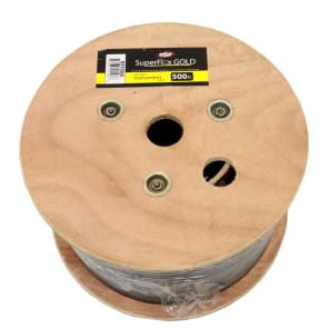 SuperFlex GOLD SFI-500 Bulk Premium Instrument Cable - 500' Spool