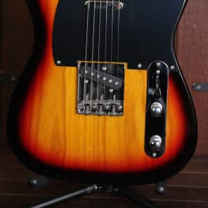 Revelation RTE-54 Solidbody Sunburst Electric Guitar for sale