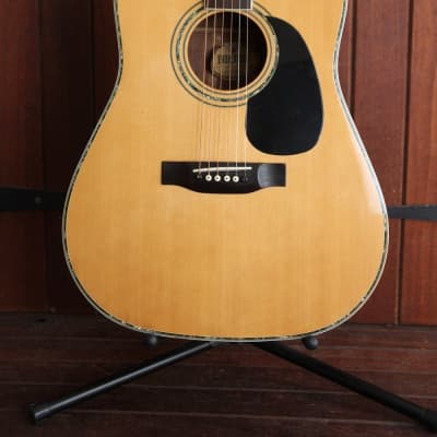 Boeing W-400 Acoustic Guitar Made in Japan Pre-Owned for sale