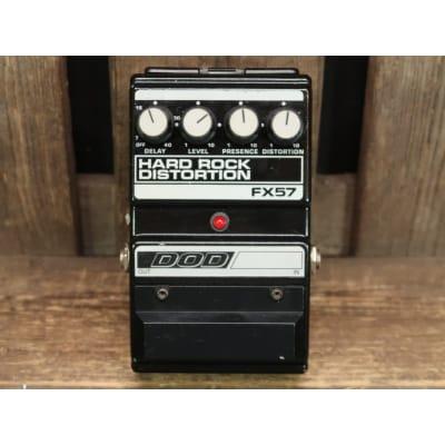DOD FX57 Hard Rock Distortion (s/n 431703) for sale