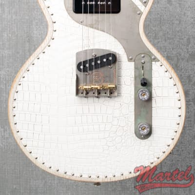Paoletti Guitars Jr Leather Richard Fortus Signature #2 for sale