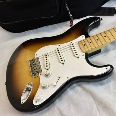 Vintage Jagard Terada Japan Vintage Series Maple Board Stratocaster  Tribute Guitar for sale