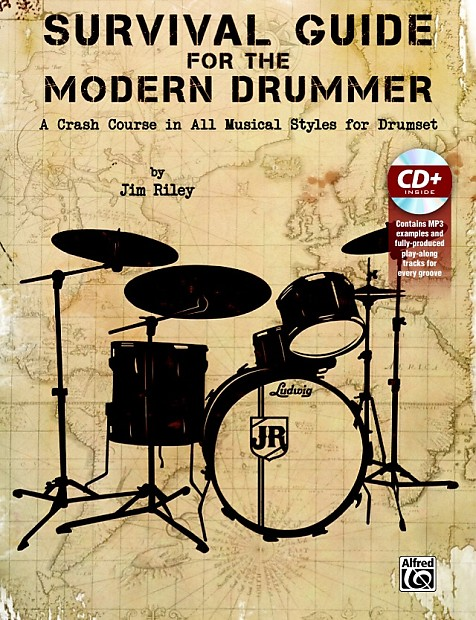 Survival guide for the modern drummer by jim riley on apple books.