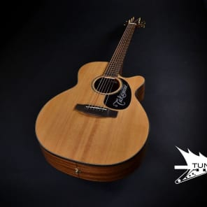 Takamine EG440SC G Series NEX Mahogany Back/Sides Acoustic/Electric - Natural (592) for sale