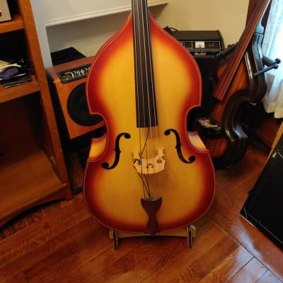 Blast Cult Upright Bass One-Four-Five 2011 Blonde