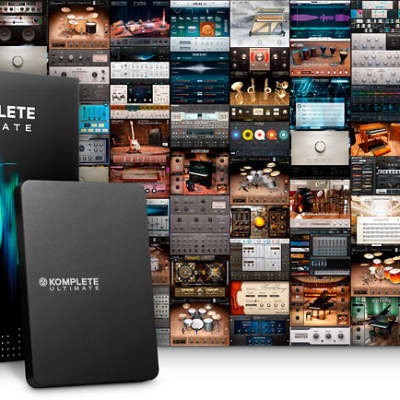 Native Instruments Komplete 11 Ultimate Upgrade for Komplete Select