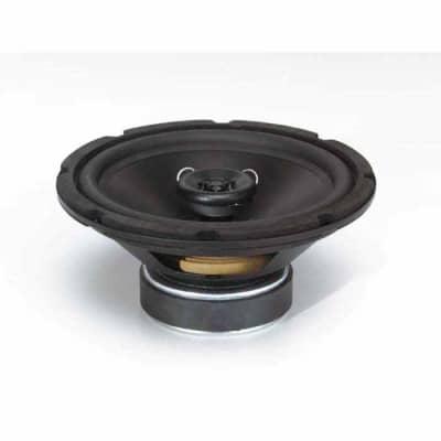 Lowell 8A50-TM1670-S: 8″ 8 Inch 50W Coaxial Shallow Speaker Driver  (Open)- Mint in Box 