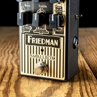 Friedman Small Box Overdrive Pedal - Free Shipping