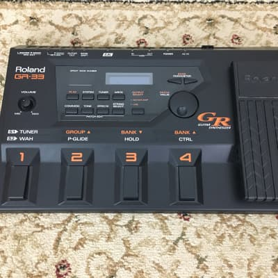 Used Roland GR-33 Guitar Synth