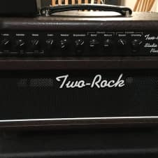 Two Rock Studio Pro 35 Head brown ostrich