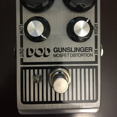 DOD DOD Gunslinger Mosfet Distortion w/ FREE SHIPPING!! for sale