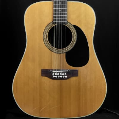 Used Alvarez 5021 12 String w/case TSU5343 for sale