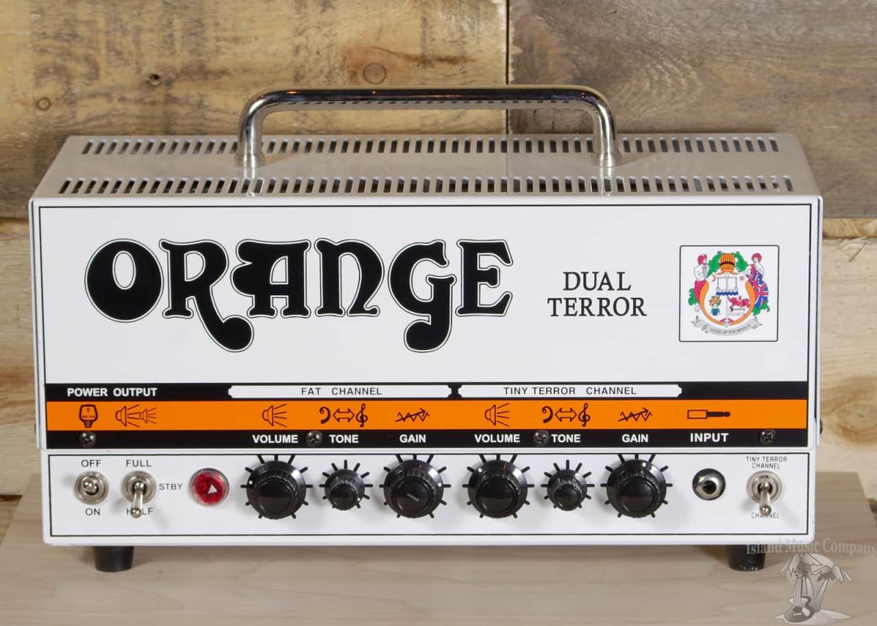 Orange Dual Terror | Island Music Company
