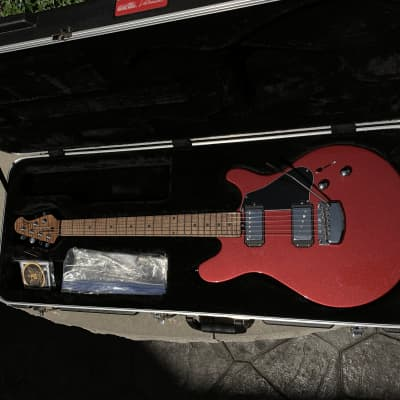 Ernie Ball Music Man James Valentine Signature Electric Guitar with Roasted Maple Neck 2019 Husker R for sale