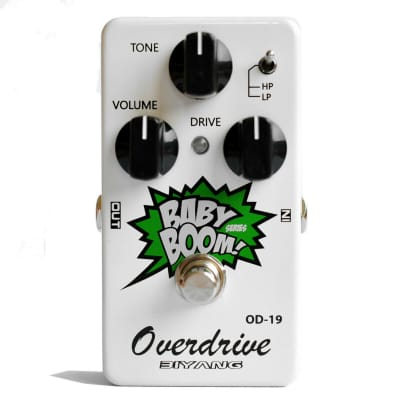 Biyang OD-19 Overdrive w/Toggle Option 1st Time for sale (anywhere) Fast U.S. Ship! for sale