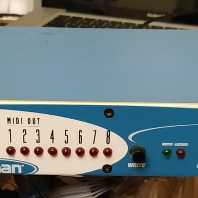 M-Audio Midisport 8x8s