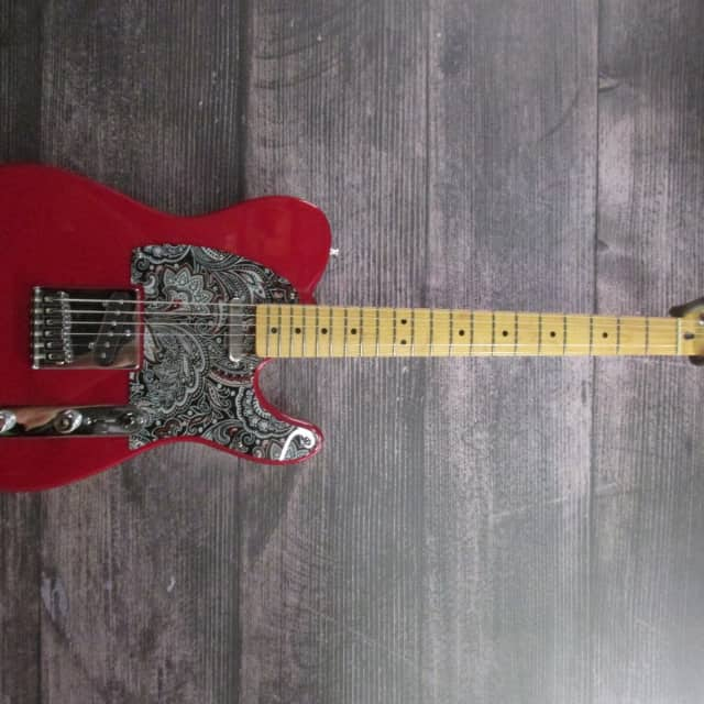 Fender Mexican Standard Telecaster image