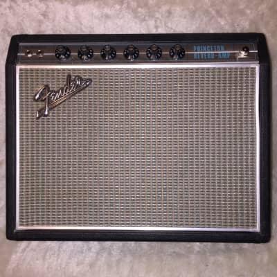 1969 Fender Princeton Reverb Blackline Drip-edge for sale