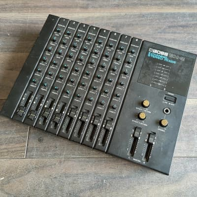 Boss BX-8 8-Channel Stereo Mixer