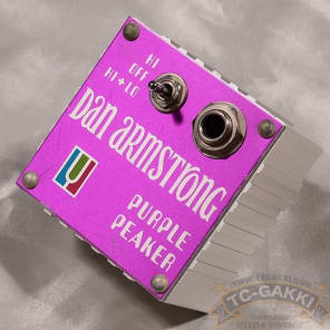 Dan Armstrong by Musitronics PURPLE PEAKER for sale