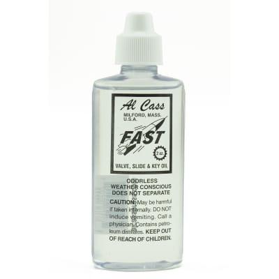 Al Cass Valve Oil 2oz