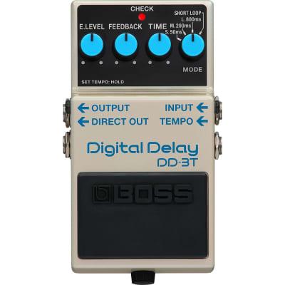 Boss DD-3T Digital Delay Guitar Effects Pedal