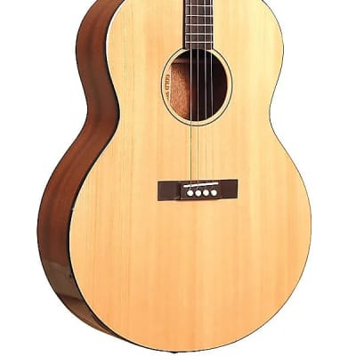 Gold Tone TG-18 Mahogany Neck 4-String Acoustic Tenor Guitar w/Vintage Design & Gig Bag - (B-Stock)