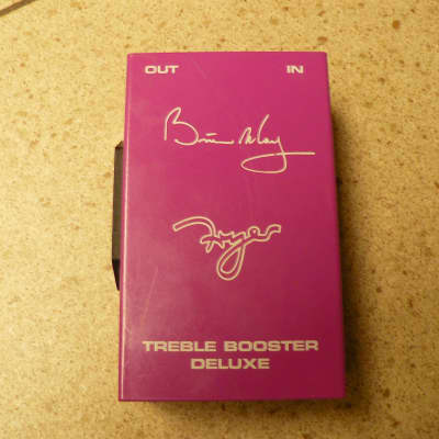 Fryer Treble Booster Deluxe Brian May for sale