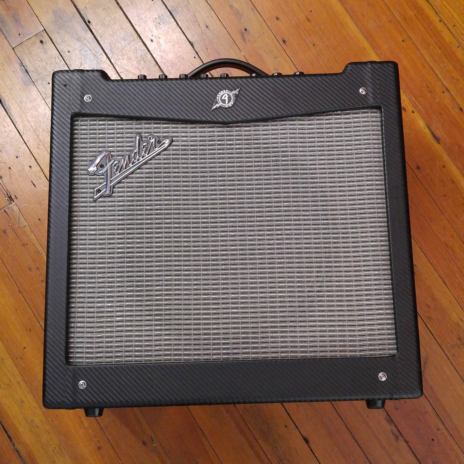 Fender Mustang II V1 40W 1x12 Guitar Combo Amp #CGPG10008786
