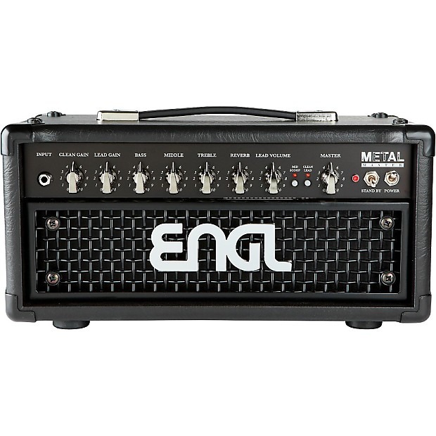 engl metalmaster 20w tube guitar amp head with reverb regular reverb. Black Bedroom Furniture Sets. Home Design Ideas