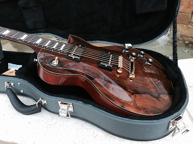 john bolin custom guitars vintage style single cut guitar reverb. Black Bedroom Furniture Sets. Home Design Ideas