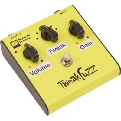 Seymour Duncan Tweak Fuzz SFX02  2007 yellow