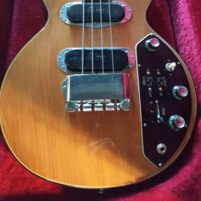 1972 Gibson Les Paul Bass