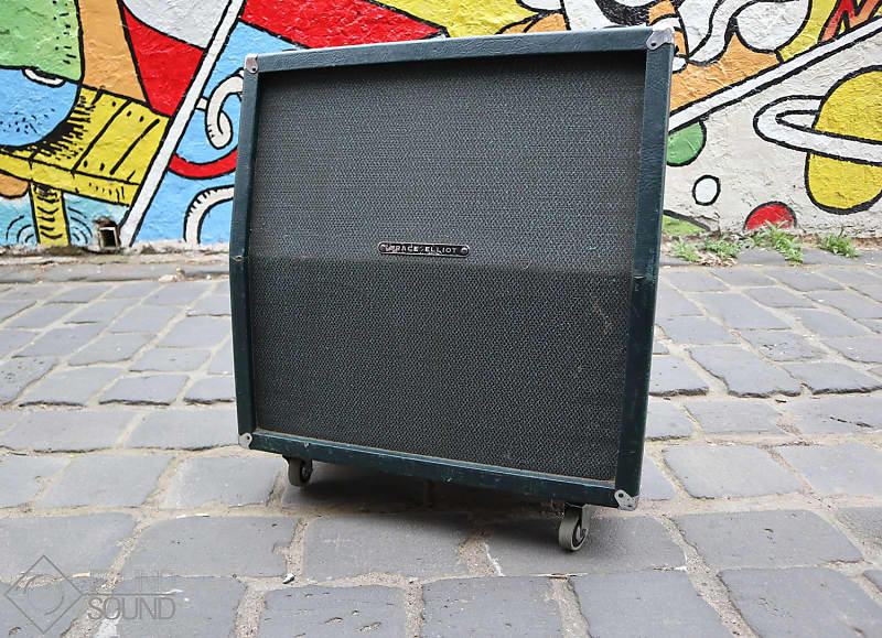 trace elliot 4 x 12 guitar speaker box reverb. Black Bedroom Furniture Sets. Home Design Ideas