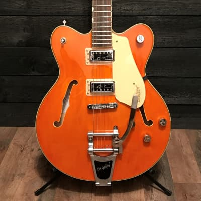 Gretsch G5622T Electromatic Vintage Orange Center Block Hollow Electric Guitar