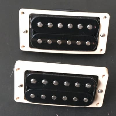 Gibson Gibson 490 R and 490 T Pickups with Entire Quick Connect Control Assembly & Wiring
