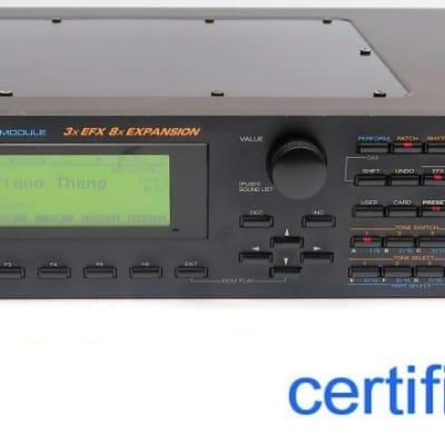 Roland JV-2080 Rack-Soundmodul JV2080 Top-Zustand + Rechnung + GARANTIE