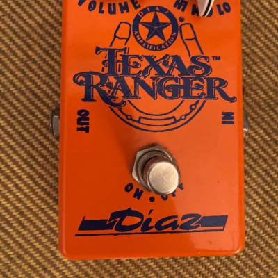 Diaz Texas Ranger for sale