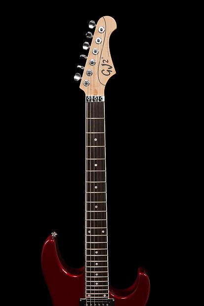 Gj2 Shredder By Grover Jackson 24 Fret Short Scale Guitar