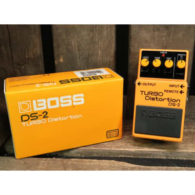 Boss DS-2 Turbo Distortion (s/n MN47793) for sale