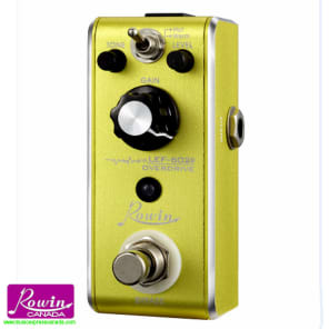ROWIN LEF-602B Overdrive Micro Effect Pedal FREE SHIPPING