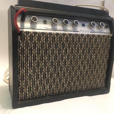 Schaller Piccolo & Hemgesberg Live Electronic MIDI 1967 Black for sale