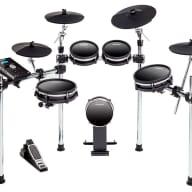 Alesis DM10 MKII Studio Kit 9-Piece USB MIDI Mesh Heads Electronic Drum Set