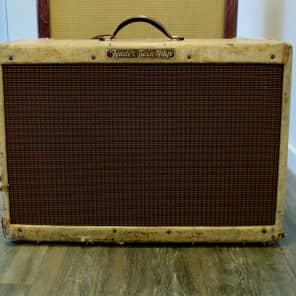 "Fender Twin 5F8-A Narrow Panel Big Box 80-Watt 2x12"" Guitar Combo 1958 - 1960"