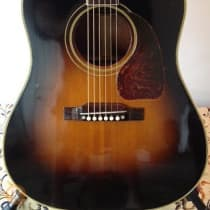 Gibson Southern Jumbo SJ 1950 Sunburst image