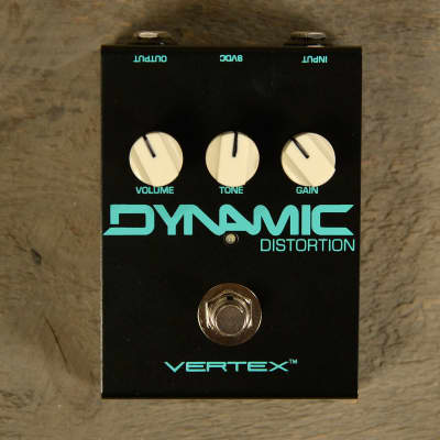 Vertex Effects Dynamic Distortion MINT