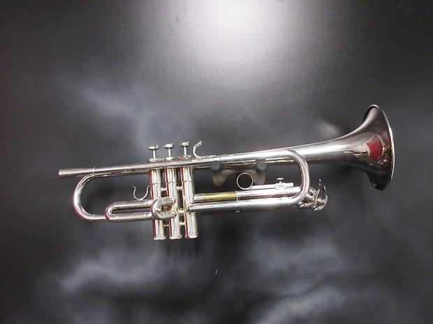 Schilke MII Silver Plated Trumpet   Sam Ash San Diego