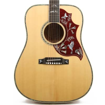 Gibson Hummingbird Custom Acoustic-Electric Antique Natural for sale