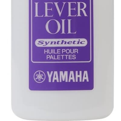 Yamaha Lever Oil, extended tip, 20ml
