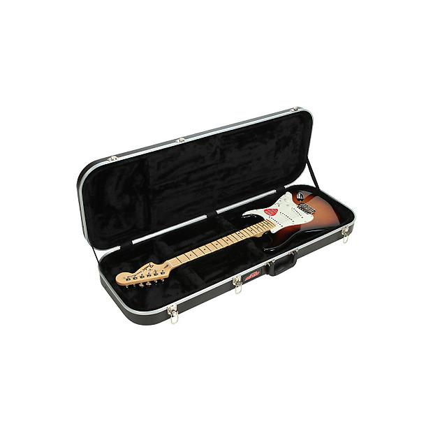 skb electric guitar case russo music reverb. Black Bedroom Furniture Sets. Home Design Ideas
